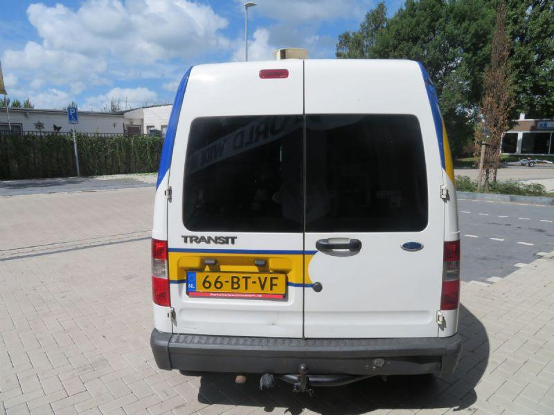 Ford Transit Connect T230L 1.8 TDCi Celebration 7