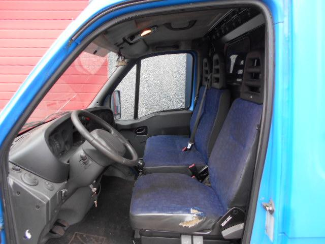 Iveco Daily 35 C 13V 330 H2 dubbellucht 3 zits 8