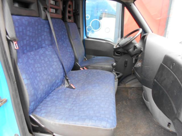 Iveco Daily 35 C 13V 330 H2 dubbellucht 3 zits 9