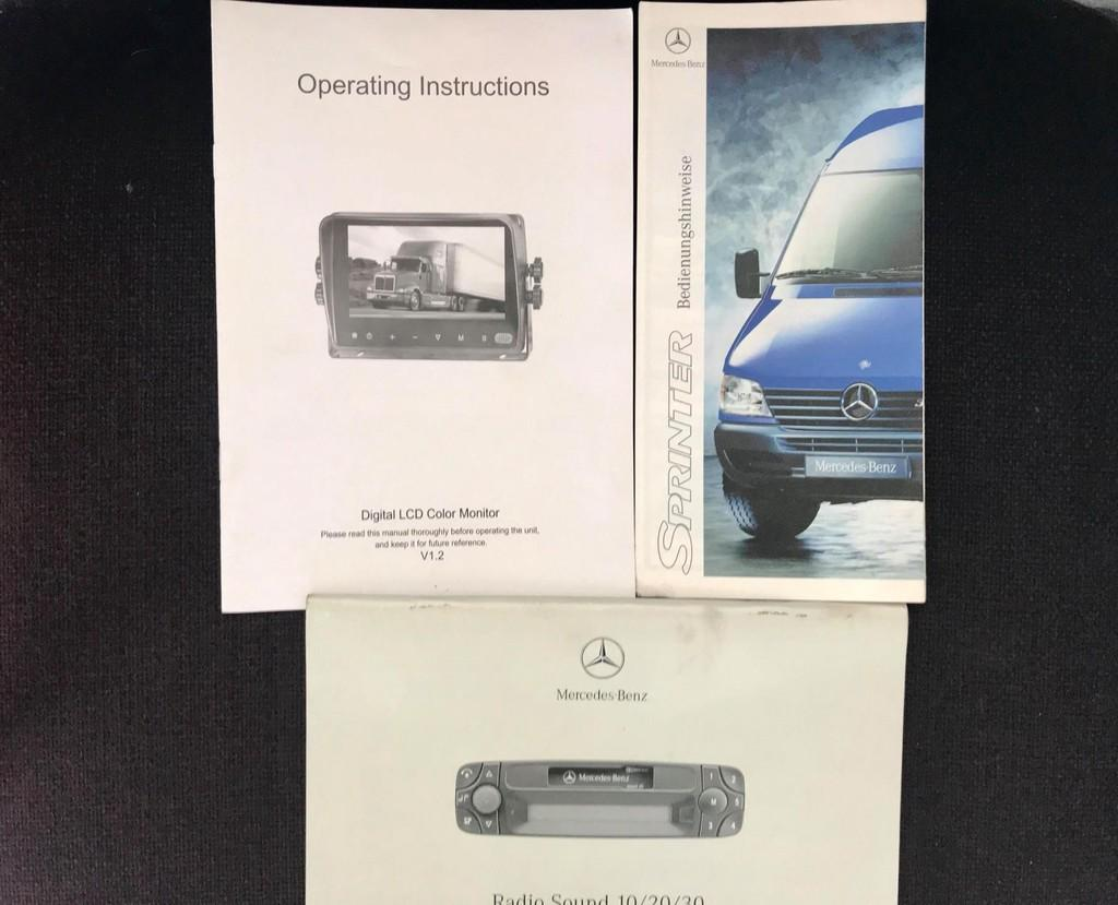 Mercedes-Benz Sprinter 308 CDI 2.2 300 NUYTS Paardenauto Automaat 10