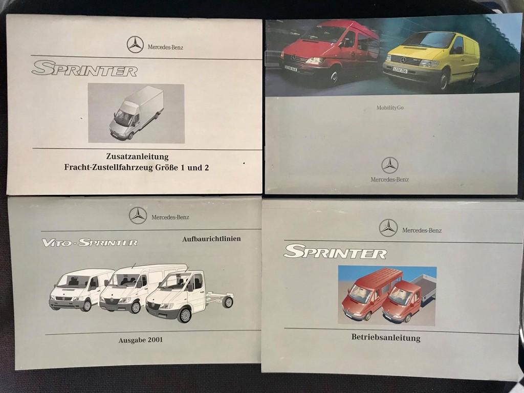 Mercedes-Benz Sprinter 308 CDI 2.2 300 NUYTS Paardenauto Automaat 9