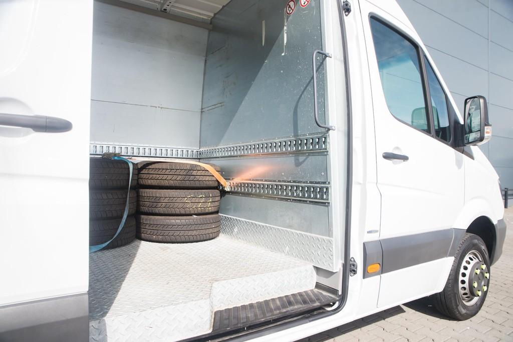Mercedes-Benz Sprinter 516 CDI L2 H2 Achterdeuren-270 Lane Assist, airco 10