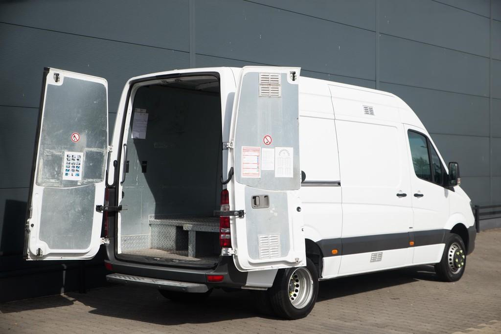 Mercedes-Benz Sprinter 516 CDI L2 H2 Achterdeuren-270 Lane Assist, airco 7