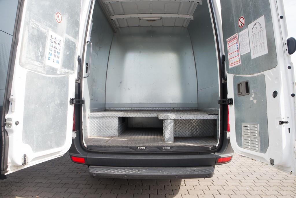 Mercedes-Benz Sprinter 516 CDI L2 H2 Achterdeuren-270 Lane Assist, airco 8