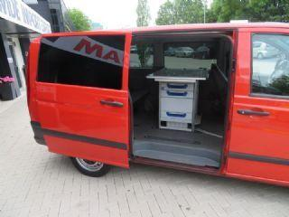 Mercedes-Benz Vito 115 CDI 320 Lang autom marge 10