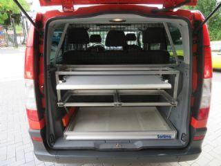 Mercedes-Benz Vito 115 CDI 320 Lang autom marge 9