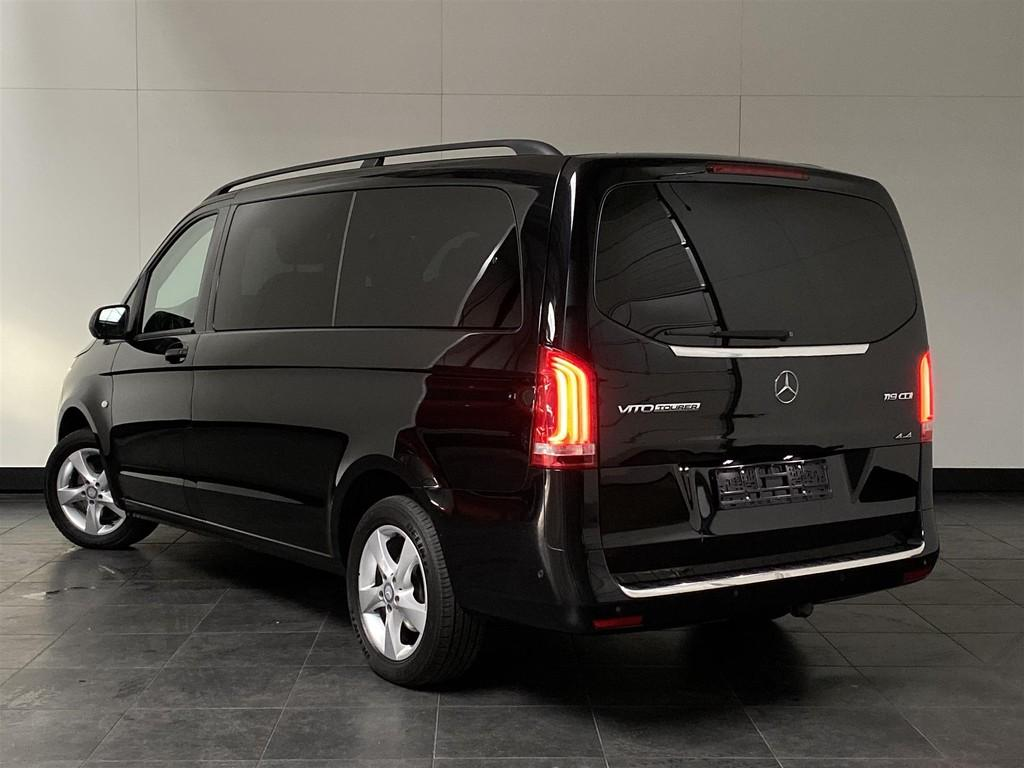 Mercedes-Benz Vito Tourer 119 CDI Pro Edition Lang 4Matic/4X4 9pers 2.5t TH Prijs is excl. BTW/BPM 10