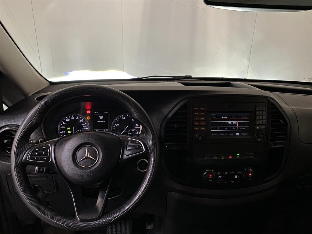 Mercedes-Benz Vito Tourer 119 CDI Pro Edition Lang 4Matic/4X4 9pers 2.5t TH Prijs is excl. BTW/BPM 16