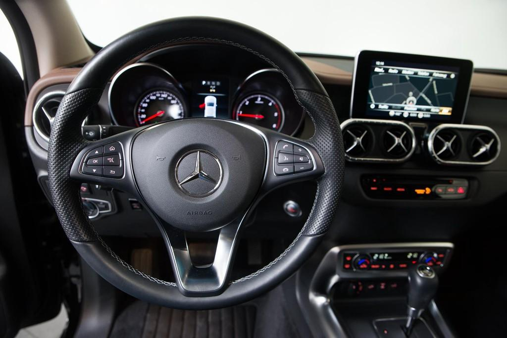 Mercedes-Benz X-Klasse 250d 4-Motion Power| Style| Leder| Camera 8