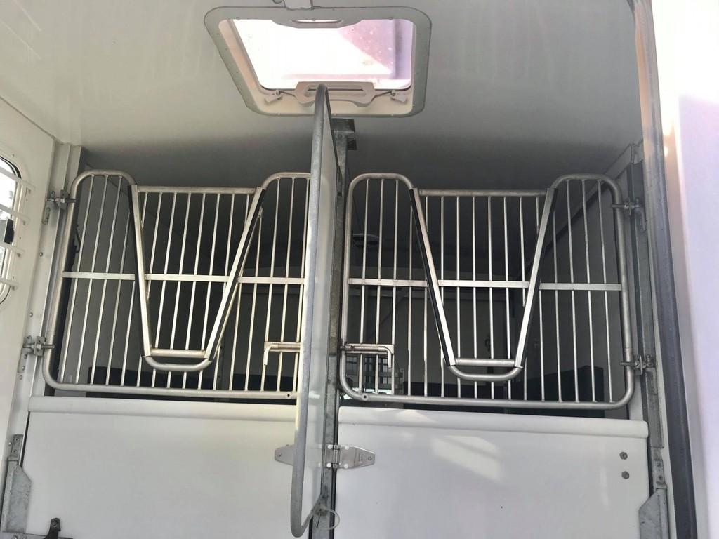 Opel Movano Barbot Polyvan D5 Paardenauto 80.324 KM.!!! 146 PK 21