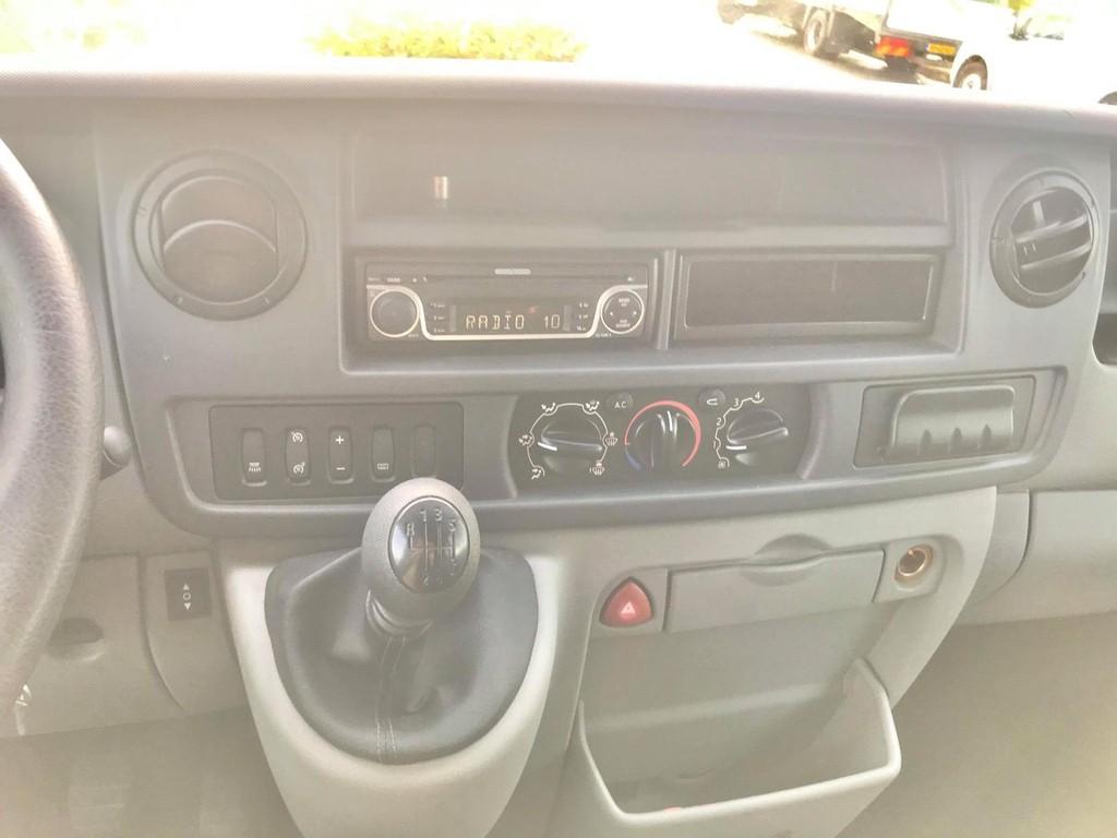 Opel Movano Barbot Polyvan D5 Paardenauto 80.324 KM.!!! 146 PK 8