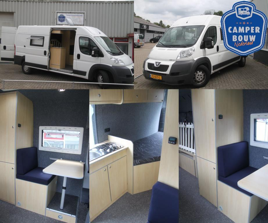 Overige merken TRavel-Van M600 BKD Buscamper L2H2 599cm 10
