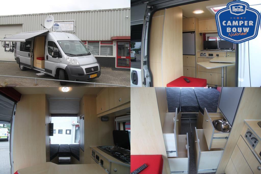 Overige merken TRavel-Van M600 BKD Buscamper L2H2 599cm 11