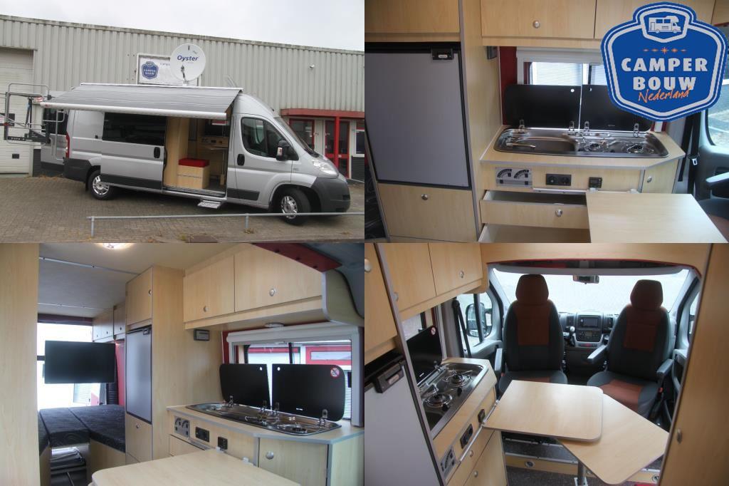 Overige merken TRavel-Van M600 BKD Buscamper L2H2 599cm 12