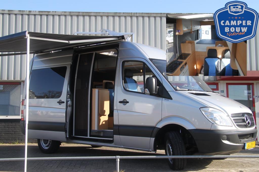 Overige merken TRavel-Van M600 BKD Buscamper L2H2 599cm 14