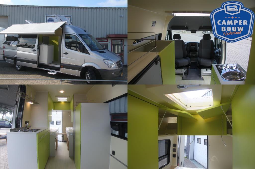 Overige merken TRavel-Van M600 BKD Buscamper L2H2 599cm 18