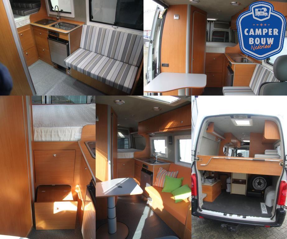 Overige merken TRavel-Van M600 BKD Buscamper L2H2 599cm 20