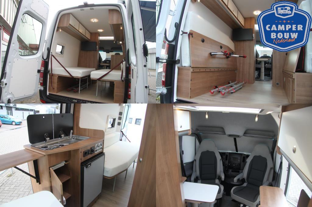 Overige merken TRavel-Van M600 BKD Buscamper L2H2 599cm 21