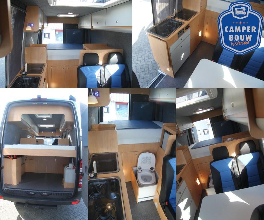 Overige merken TRavel-Van M600 BKD Buscamper L2H2 599cm 8