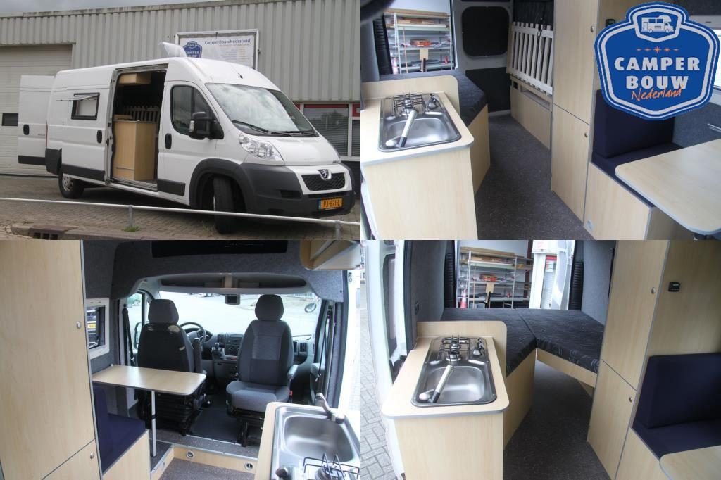 Overige merken TRavel-Van M600 BKD Buscamper L2H2 599cm 9