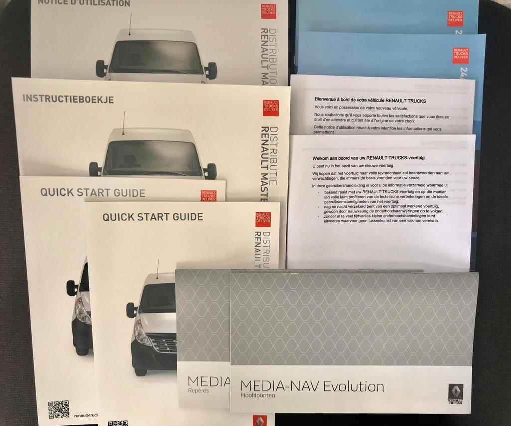 Renault BARBOT NIEUW!!! Hengstenuitv. Dub.Cab. 170 PK!! 11