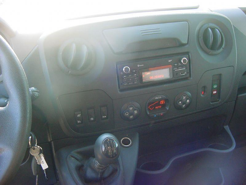 Renault Master 2.3D Barbot Paardenauto 163 PK, Dub.Cab. 2015 Hengstenuitv. 8