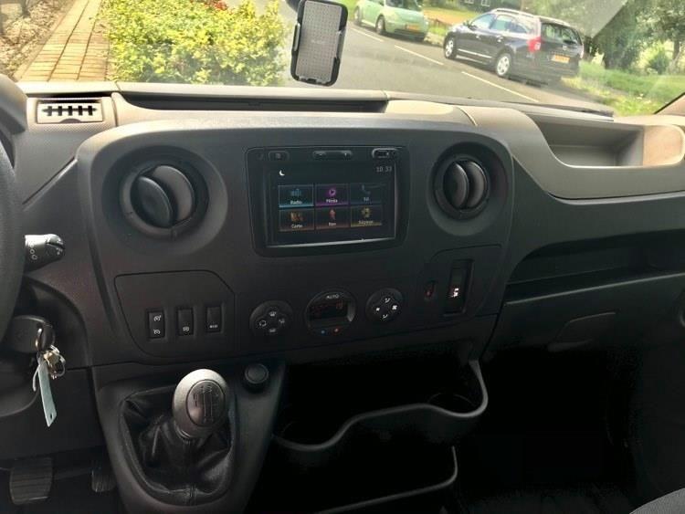 Renault Master 2.3DCi 170 pk Energy BARBOT POLYVAN D5 8
