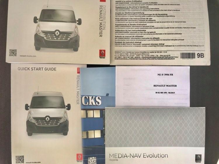 Renault Master 2.3DCi 170 pk Energy BARBOT POLYVAN D5 9