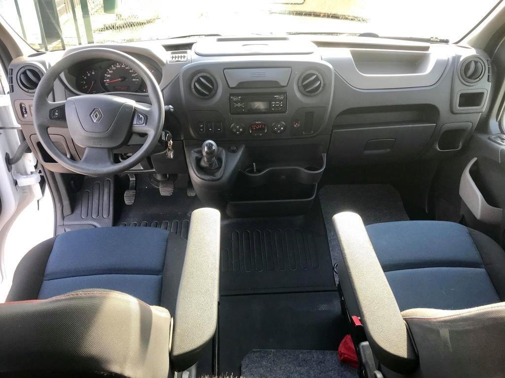 Renault Master BARBOT Paardenauto Dub.Cab. 163 PK!! 12