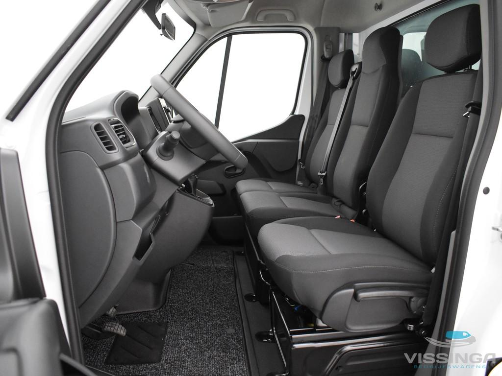 Renault Master FWD 145 pk Bakwagen 420x211x232 (20.5m3) 10