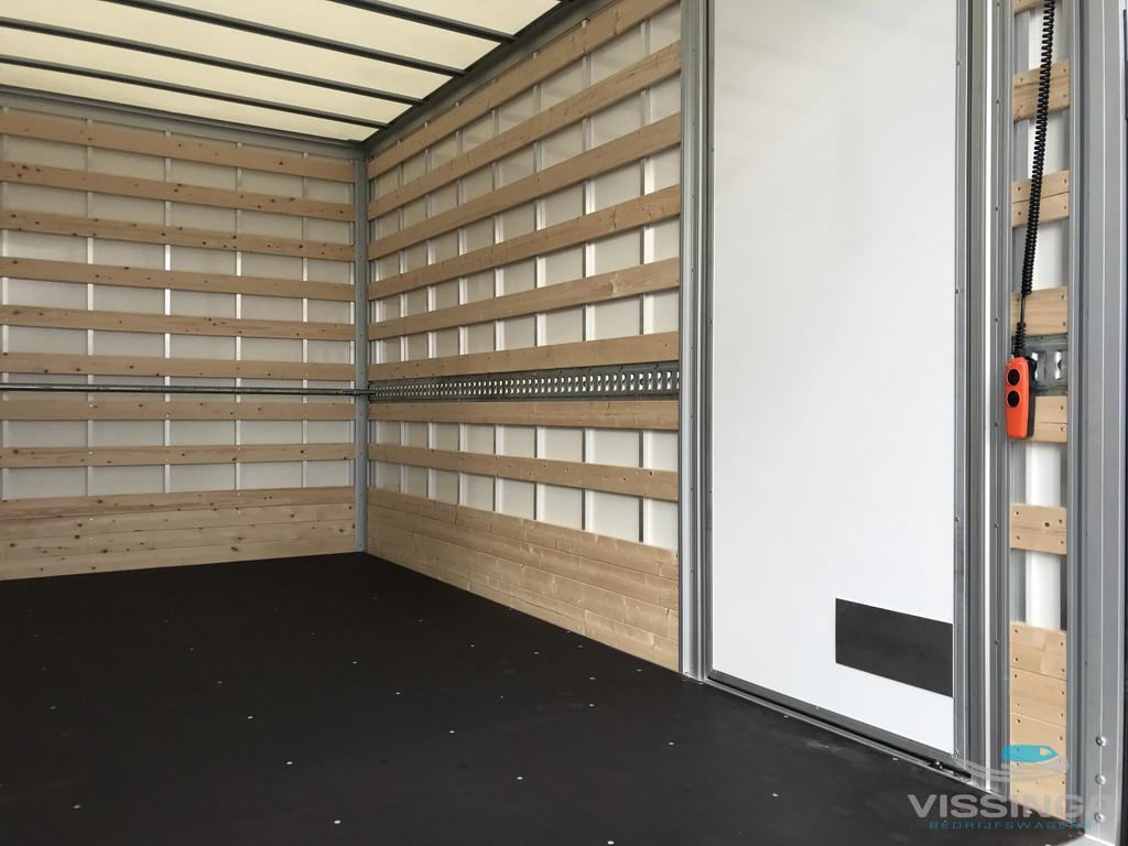 Renault Master FWD 145 pk Bakwagen 420x211x232 (20.5m3) 15