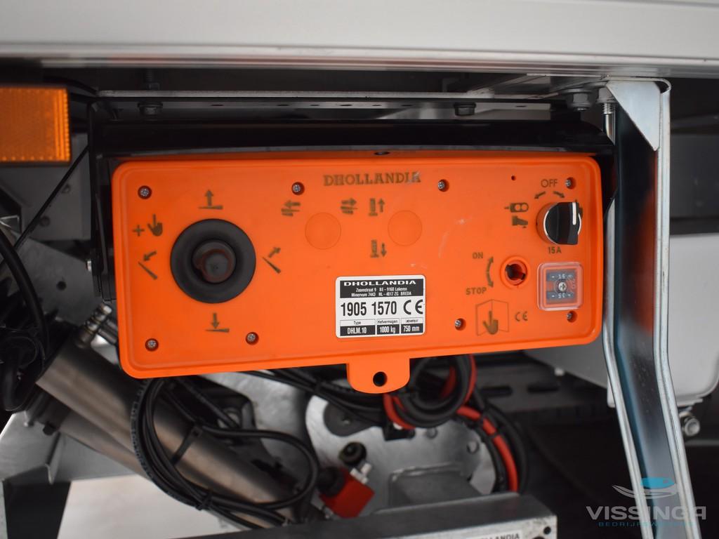 Renault Master FWD 145 pk Bakwagen 420x211x232 (20.5m3) 17