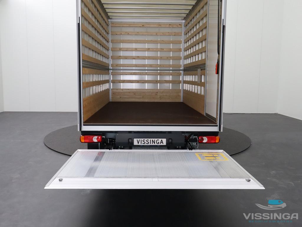 Renault Master FWD 145 pk Bakwagen 420x211x232 (20.5m3) 18