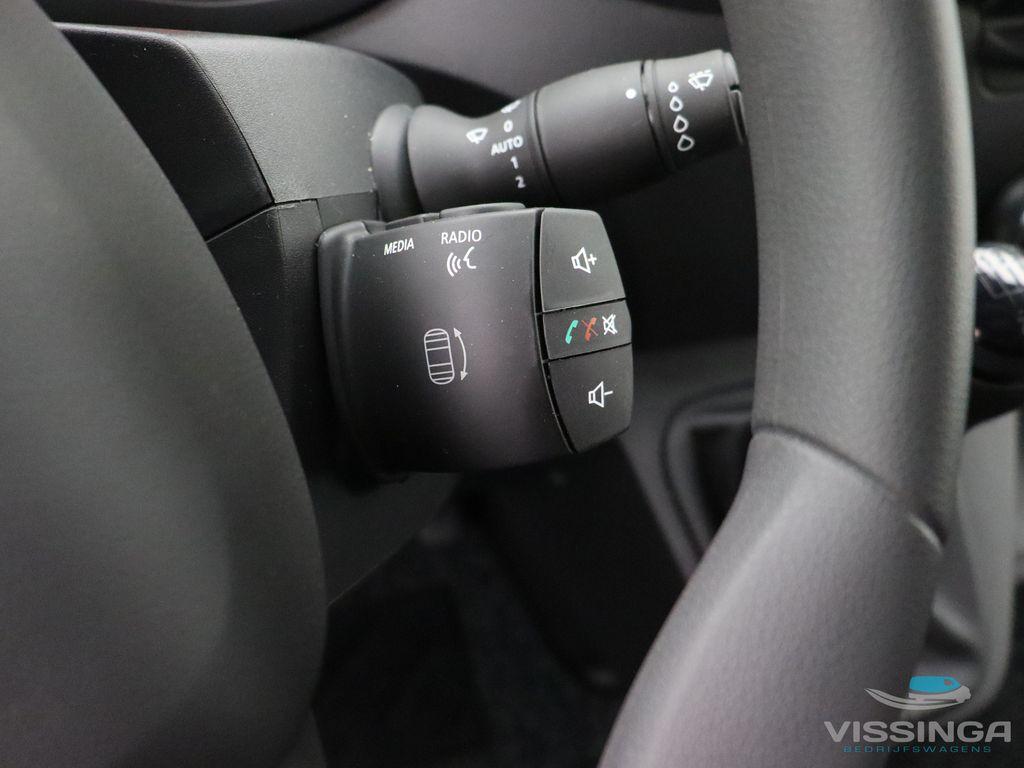 Renault Master FWD 145 pk Bakwagen 420x211x232 (20.5 m3) 20