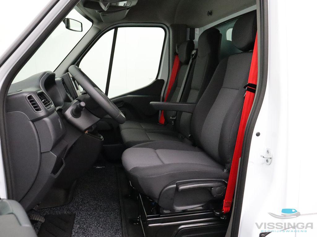 Renault Master FWD 145 pk Bakwagen 420x211x232 (20.5m3) 9