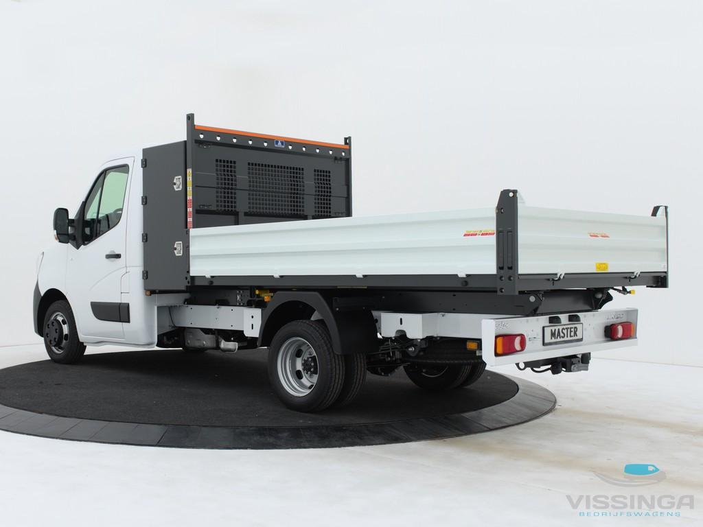 Renault Master Heavy Duty Kipper 3500 kg trekhaak! Dubbel lucht! 12