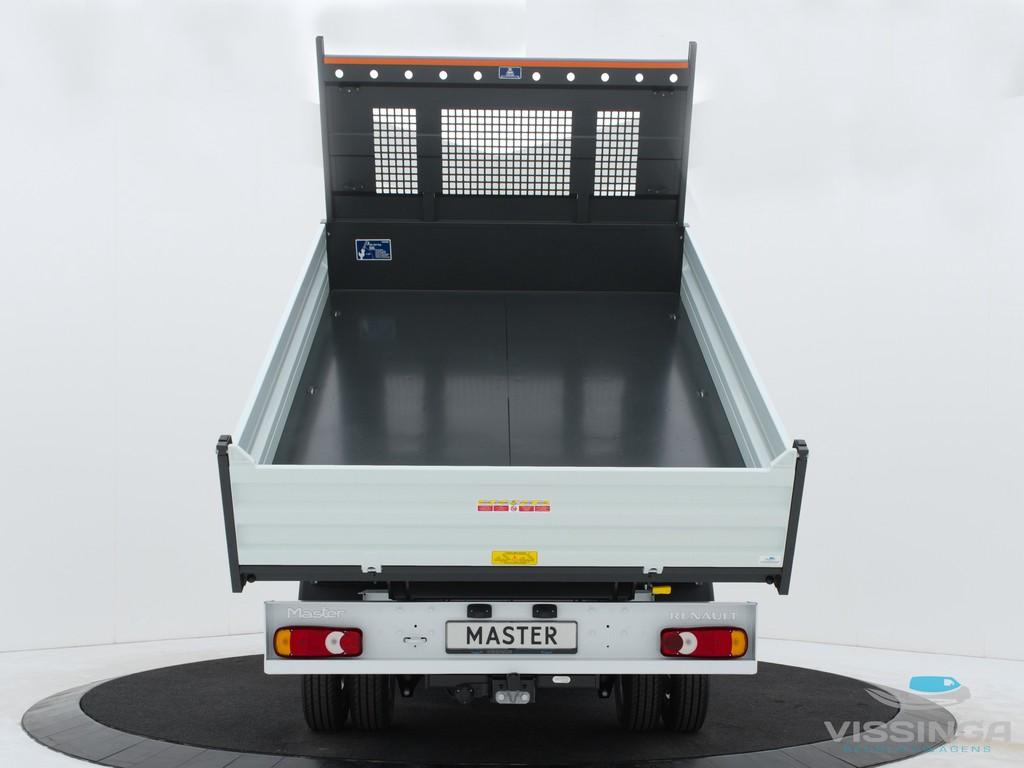 Renault Master Heavy Duty Kipper 3500 kg trekhaak! Dubbel lucht! 13