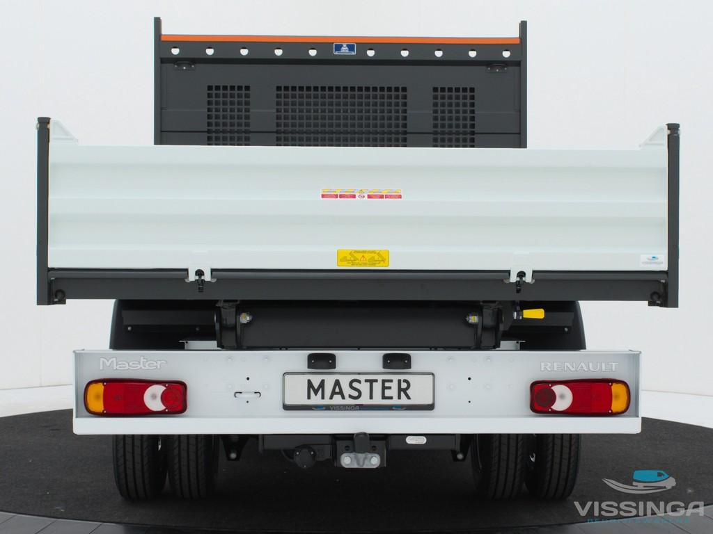 Renault Master Heavy Duty Kipper 3500 kg trekhaak! Dubbel lucht! 14