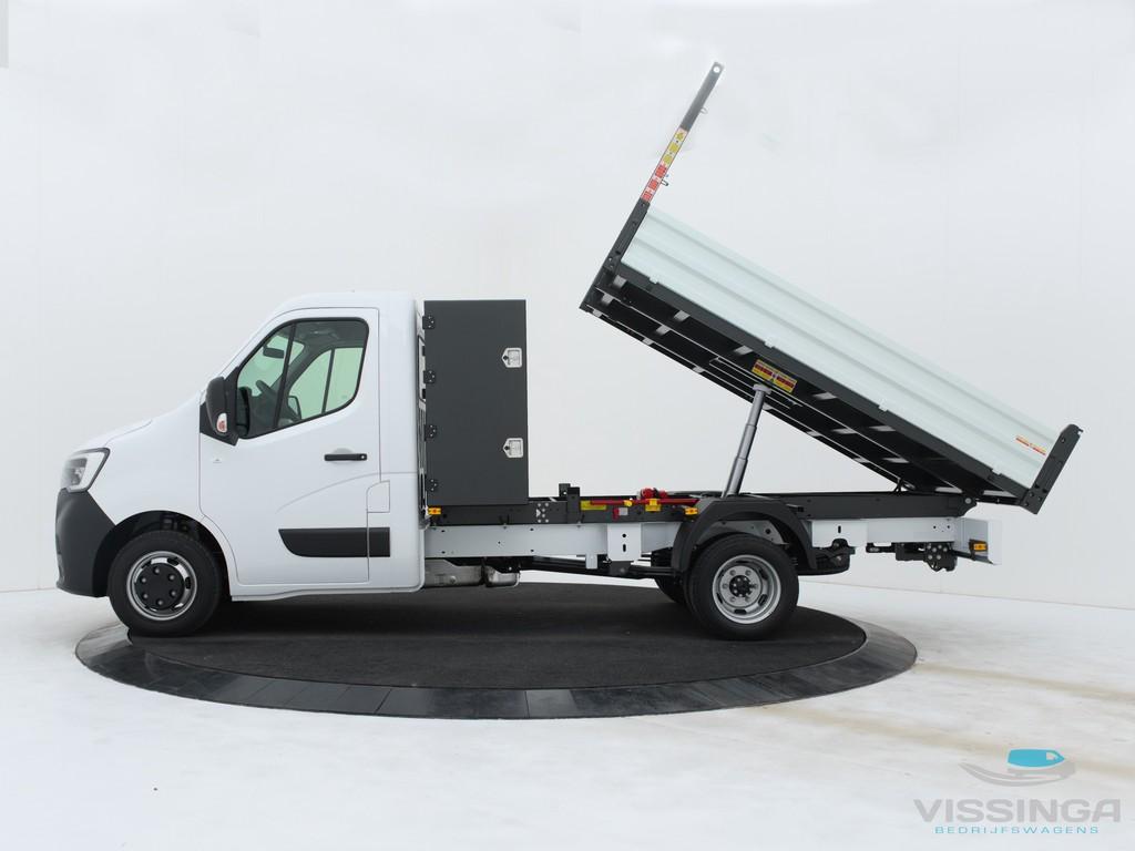 Renault Master Heavy Duty Kipper 3500 kg trekhaak! Dubbel lucht! 15
