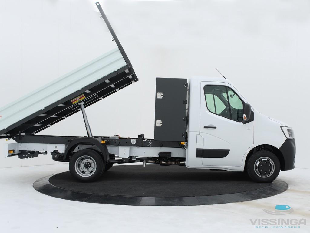 Renault Master Heavy Duty Kipper 3500 kg trekhaak! Dubbel lucht! 17