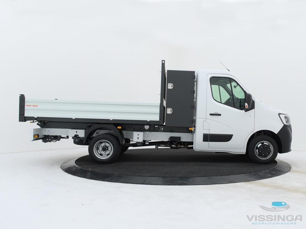 Renault Master Heavy Duty Kipper 3500 kg trekhaak! Dubbel lucht! 18