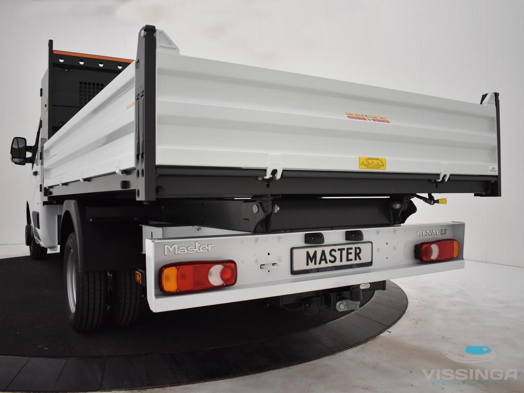 Renault Master Heavy Duty Kipper 3500 kg trekhaak! Dubbel lucht! 21