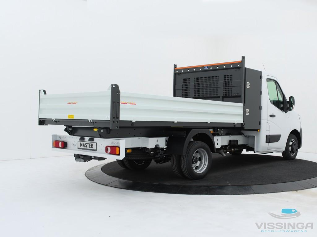 Renault Master Heavy Duty Kipper 3500 kg trekhaak! Dubbel lucht! 8