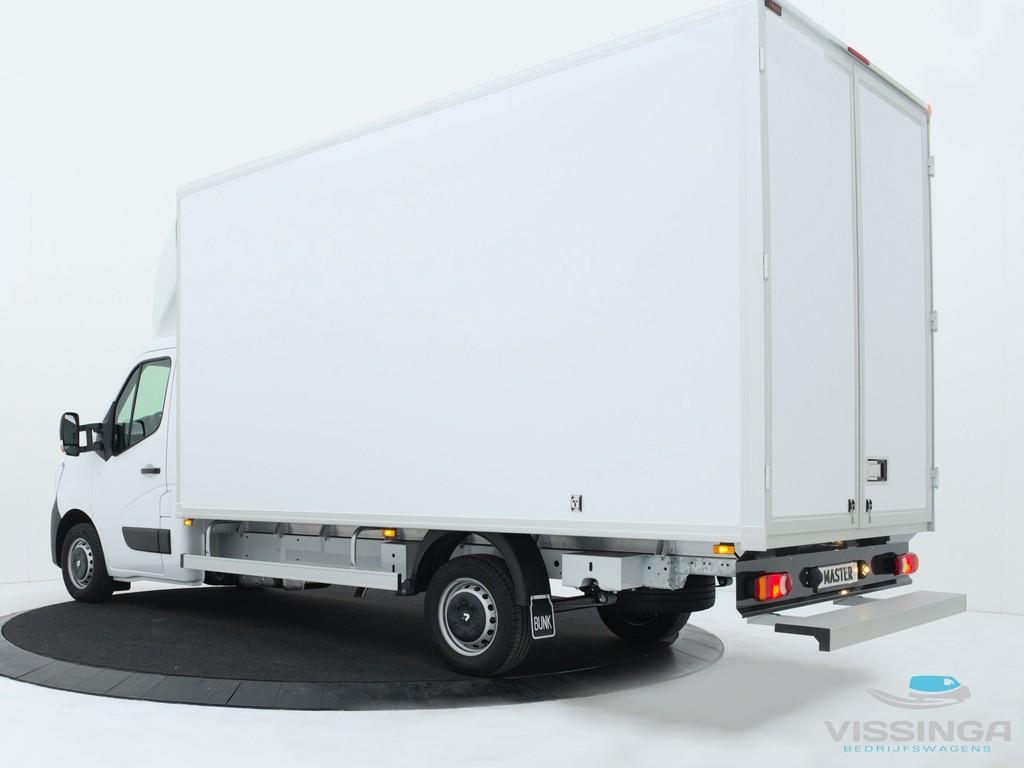Renault Master Meubelbak 440x211x232 (21.5m3) 1000 kg laadvermogen! 11
