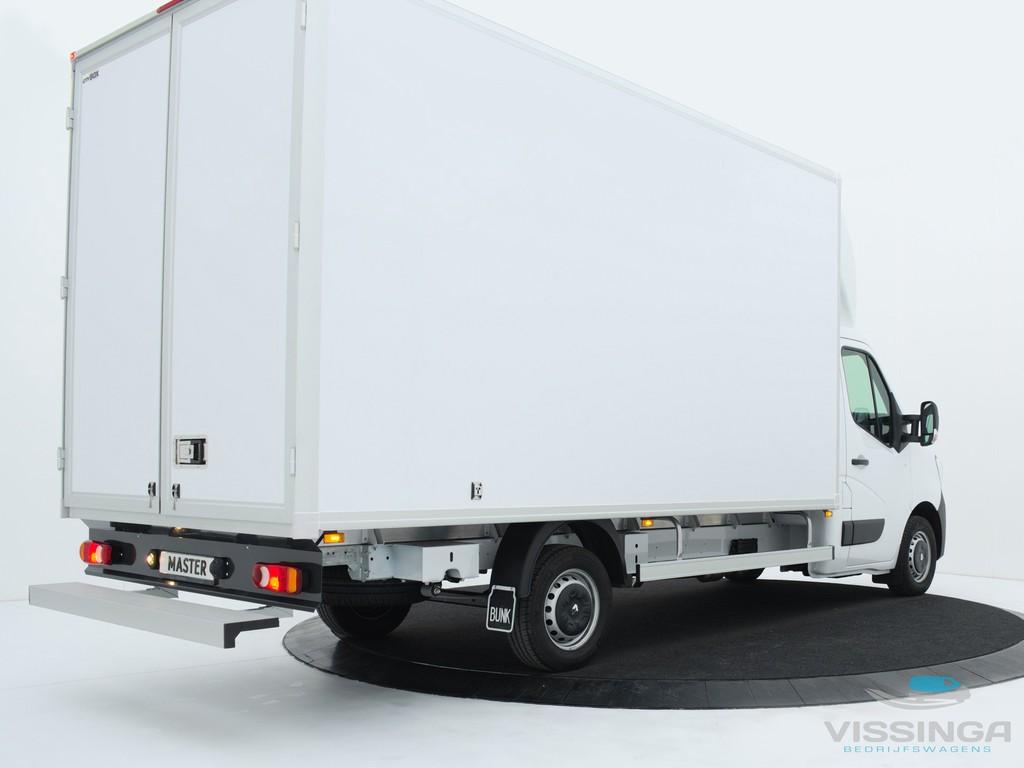 Renault Master Meubelbak 440x211x232 (21.5m3) 1000 kg laadvermogen! 12