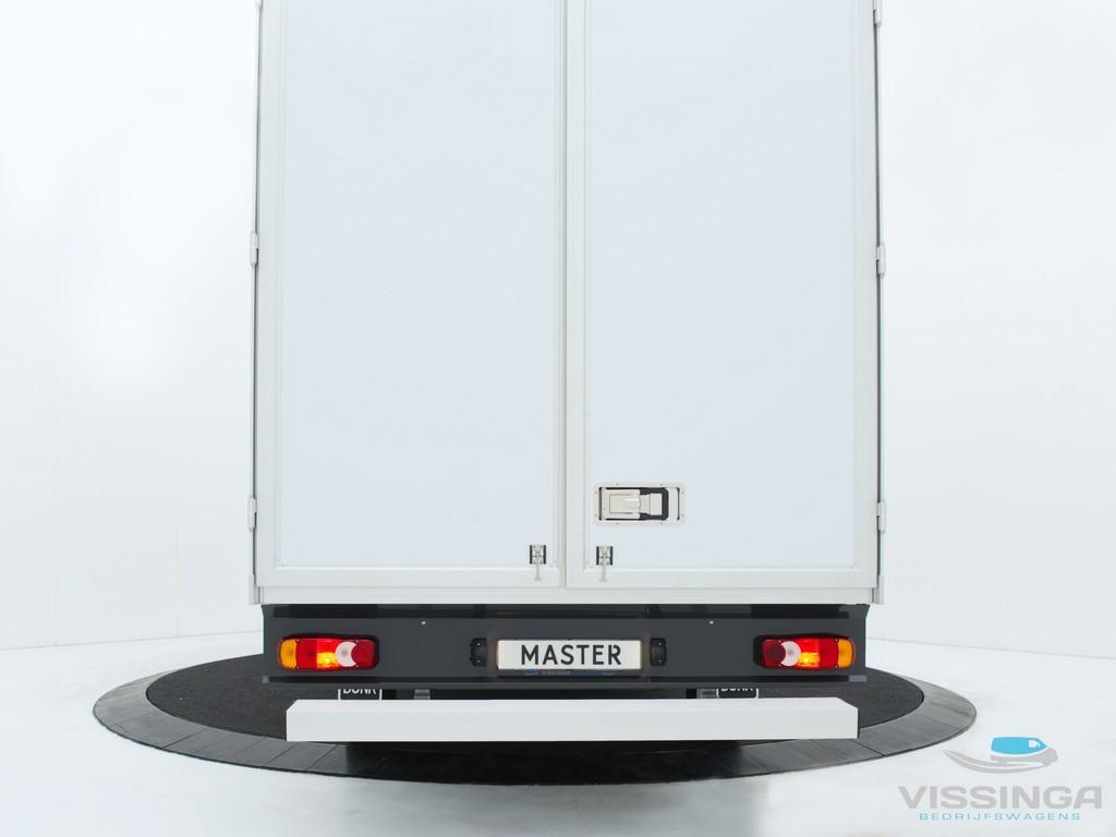 Renault Master Meubelbak 440x211x232 (21.5m3) 1000 kg laadvermogen! 15