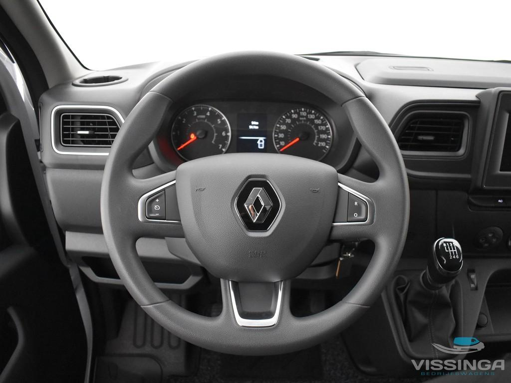Renault Master T28 2.3 dCi L1H1 135 pk Twin-Turbo 9