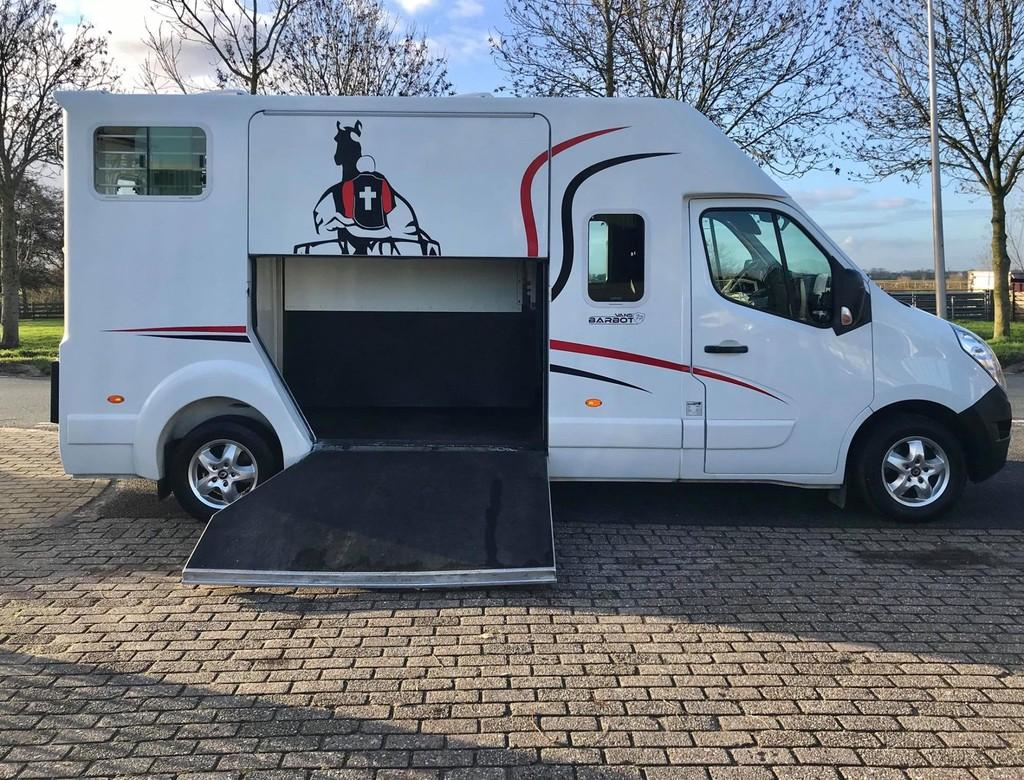 Renault Master T35 2.3 dCi L3 BARBOT PAARDENAUTO MARGE/PRIVE 18