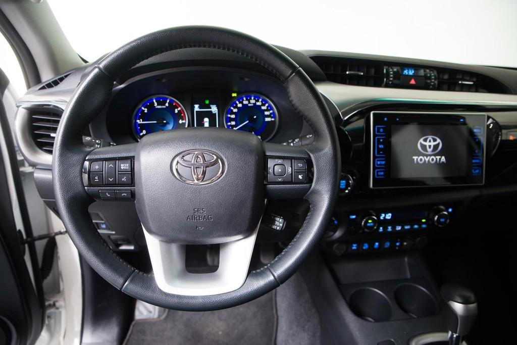 Toyota Hilux 2.4 D-4D 150pk 4WD Double Cabine GB Executive 2pers 8