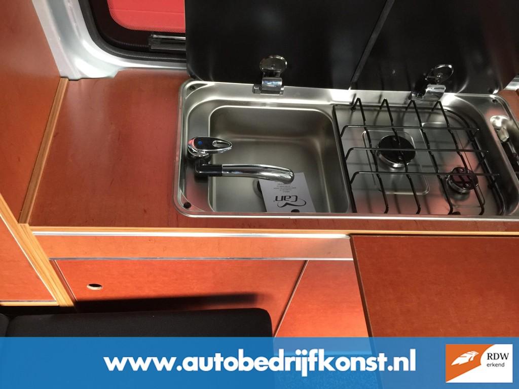 Volkswagen Transporter 2.0 TDI L1H1 VW T 5 BUSCAMPER UITVOERING AIRCO CRUISE GROOT PLAT HEFDAK CAMPERKENTEKEN RDW KEURING EXCL BTW 10
